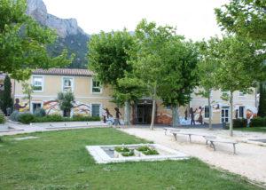 fresque Maison Charles Vidal - SLAJ